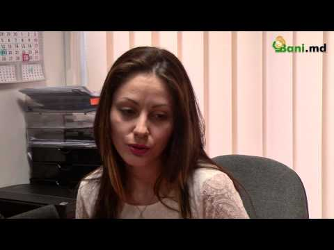 Deținătorul primului card PayPass din Moldova