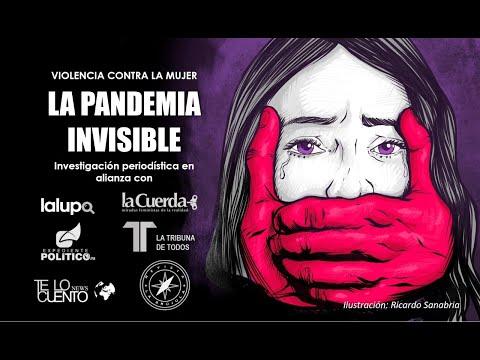 Pandemia invisible: Violencia contra las mujeres durante el confinamiento por el Covid_-19