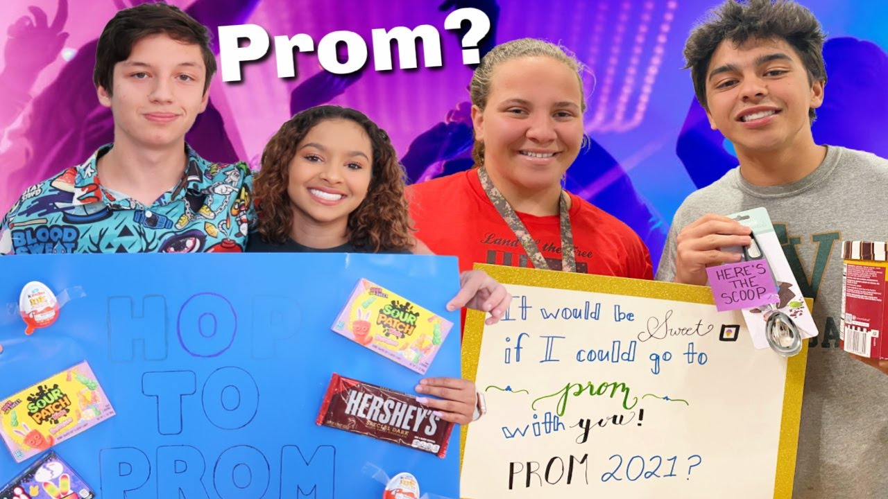 Prom Proposal | Will She Say Yes?