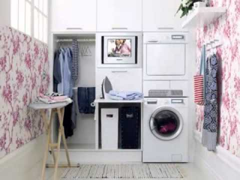 DIY Garage Laundry Room Decorating Ideas Part 36