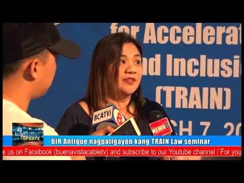 BIR TRAIN law seminar