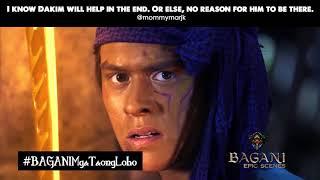 Bagani Epic Scenes: 'BAGANI Mga Taong Lobo' Episode