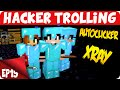 Minecraft TROLLING HACKERS! EP19 SELFIE WITH THE HACKERS?! (World Edit Trolling)