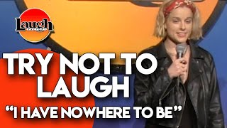 Try Not to Laugh | I Have Nowhere To Be | Laugh Factory Stand Up Comedy