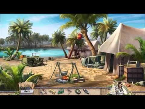 Riddles of Egypt Oasis Walkthrough