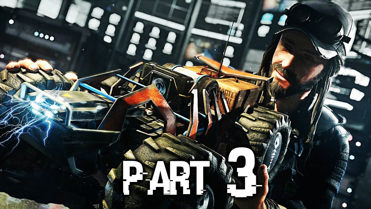 Watch Dogs Bad Blood Gameplay Walkthrough Part 5 - Bait ...
