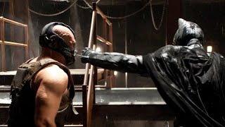 The EPIC Batman VS Bane Fight HD