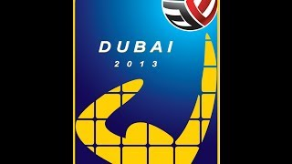 China vs India - Asian Volleyball Championship 2013 - Quarterfinal#3