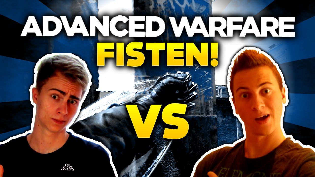Advanced Warfare - Haubna VS Beni! Fisten! (Deutsch/German