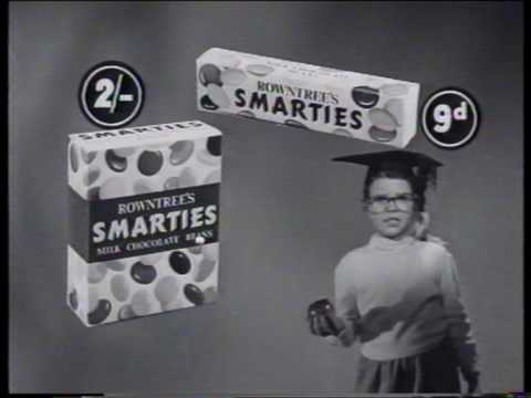 Image result for 1950 smarties