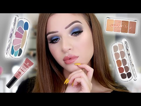 Trying NEW Essence Makeup! Hit Or Miss?