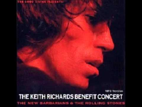 Keith Richards & New Barbarians - I Can Feel the Fire