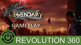 Legendary Xbox 360 Introductory Gameplay