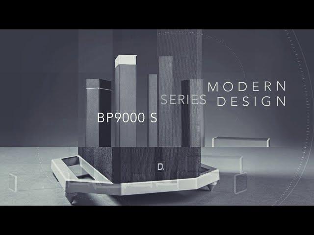Definitive Technology BP9000 Series Bipolar Technology
