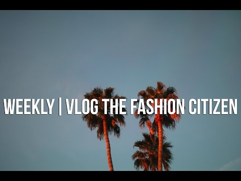 WEEKLY VLOG | FABRIC STORE, OPENING PACKAGES & OTHER STUFF!!