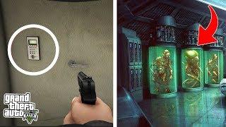ЧТО НАХОДИТСЯ ЗА СЕКРЕТНОЙ ДВЕРЬЮ В ДОМЕ МАЙКЛА В GTA 5!? | DYADYABOY 🔥