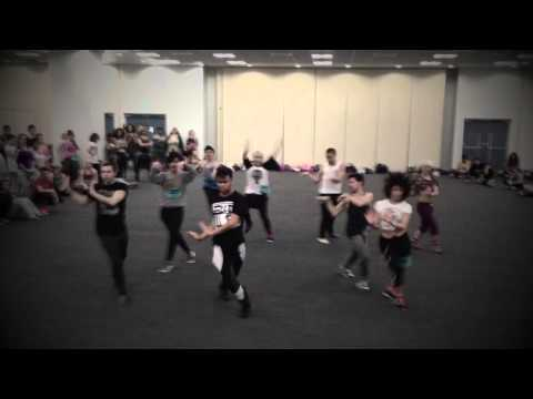 "Brian Friedman - Pulse London ""I Am The Best"" by 2NE1"