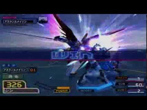 Gundam SEED Destiny: Rengou VS Z.A.F.T. II Plus - Ep 37: Thunder in the Dark (alternate finish)