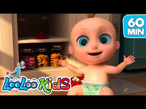 Thumbnail: Johny Johny Yes Papa - THE BEST Nursery Rhymes and Songs for Children | LooLoo Kids