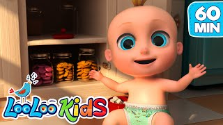 Johny Johny Yes Papa - THE BEST Nursery Rhymes and Songs for Children | LooLoo Kids