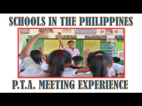 SCHOOLS IN THE PHILIPPINES - PTA MEETINGS, PARENT DRESS CODE, STRICT  HAIRCUTS & CLASSROOM FUNDS
