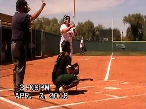 SIERRA GENTRY, 'Just the Homers', 2018 PIMA Community College, Tucson, Az.