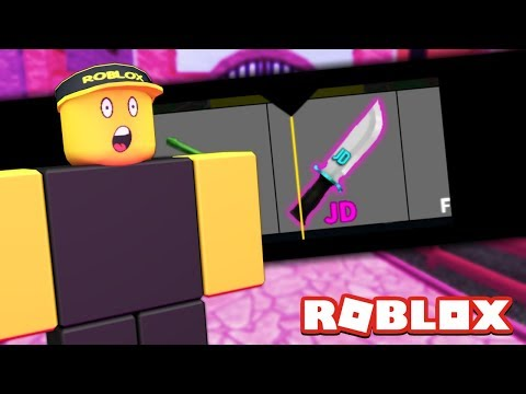 The NEW JD KNIFE In MM2! | JD Roblox Show