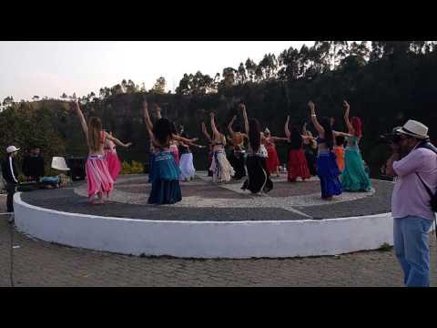 Patrícia Cavalcante e Suas Alunas - Dança do Ventre Fata Morgana