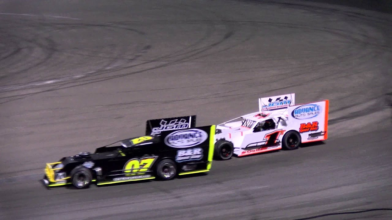 Outlaw Figure Racing Orange Show Speedway Youtube