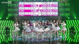 080704 - SNSD - Baby Baby + Girls