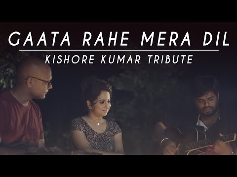 Gaata Rahe Mera Dil | Prajakta Shukre | Tribute To Kishore Kumar