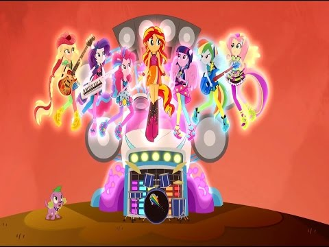 MLP Equestria Girls - Rainbow Rocks: Welcome to the Show - Dub PL 1080p