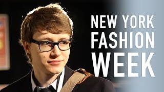 New York Fashion Week | Sponsored