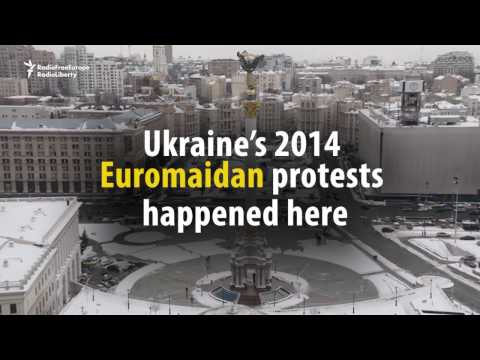 Remembering Ukraine's Euromaidan Protests