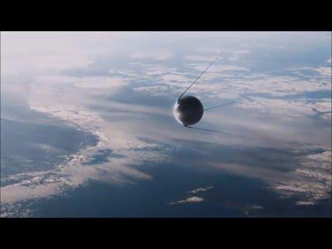 "Sputnik 1 - Sinal de Rádio ""Beep"" (1957) [ Спутник-1 ]"