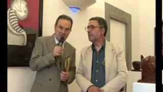 """""""PISA Porto della Scultura"""" dedicata alle Opere del Maestro FRANCO ADAMI."""