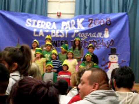 SIERRA PARK ELEMENTARY SCHOOL EL SERENO CA LA S BEST..MICHAEL JACKSON 5