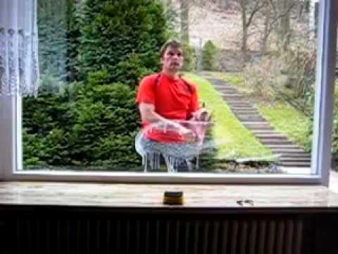 Fenster richtig putzen youtube for Fenster richtig putzen