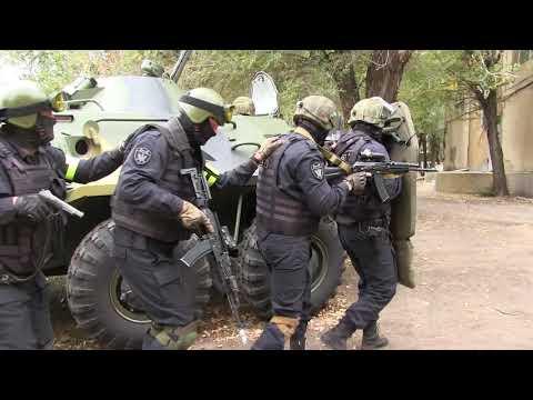 антитеррористические учения. видео УФСБ России по Саратовской области