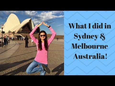 University Club Talk about my Australia Trip #TravelVlog