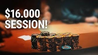 Pokerspieler gewinnt $16.000 im Bellagio Las Vegas