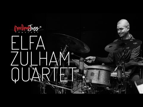 ELFA ZULHAM QUARTET - Djanger Bali - Live at #freedomsJazz16