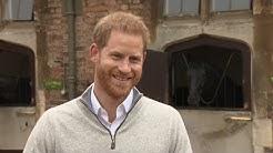 ORIGINALTON: So glücklich ist Prinz Harry über Geburt seines Sohnes