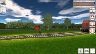 Let's Play Rail Cargo Simulator EP02