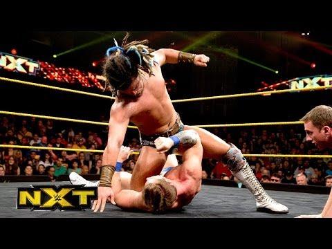 Steve Cutler vs. CJ Parker: WWE NXT, July 3, 2014