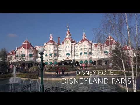 Disneyland Hotel Paris tour in ultra HD!