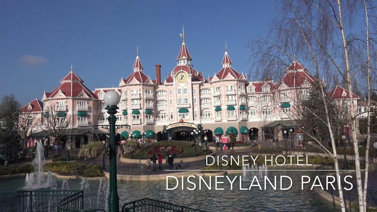 Disneyland Hotel Paris Tour In Ultra Hd