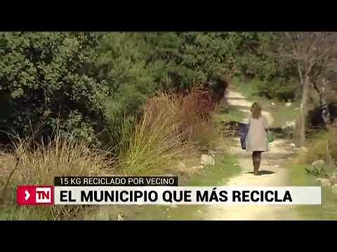 Torrelodones, El Municipio Que Más Recicla