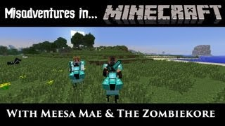 Misadventures in MINECRAFT │ In search for