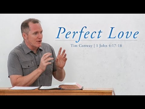Perfect Love - Tim Conway